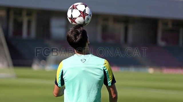Training session 29/09/2013