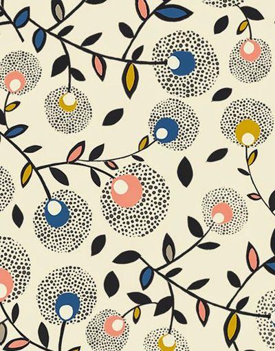 FABRICS - susan driscoll #prettypatterns
