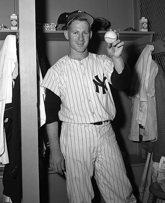 Whitey Ford, New York Yankees