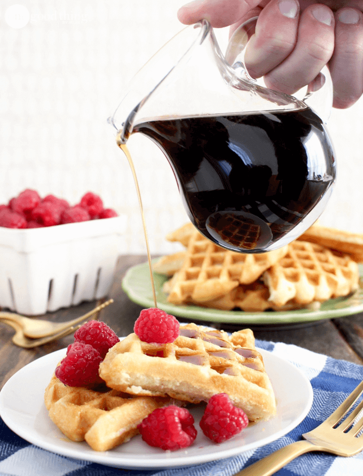 How to make homemade pancake syrup for pennies homemade pancake how to make homemade pancake syrup for pennies ccuart Image collections