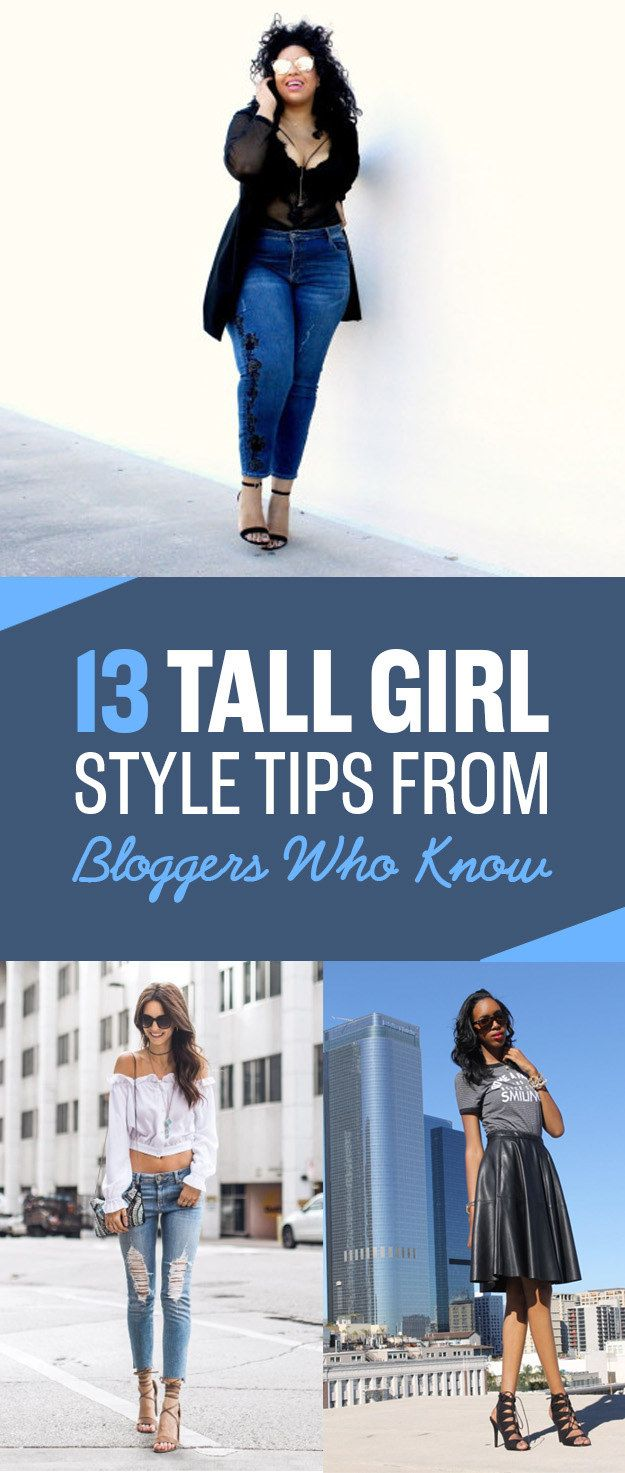 13 Tall Girl Style Tips From Bloggers Who Know Tall Girl Fashion Tall Girl Fashion Outfits Tall Girl Outfits [ 1473 x 625 Pixel ]