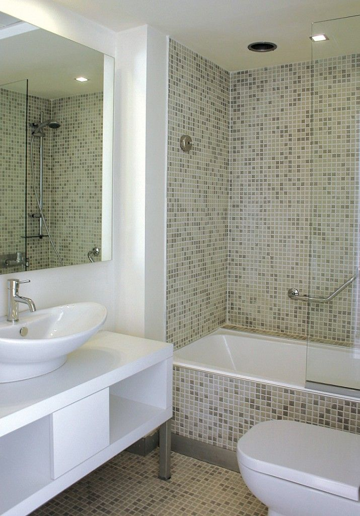 Small Bathroom Tile Ideas White small bathroom tile ideas to my mother's choice : small bathroom