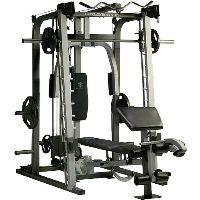 Brand New Gold S Gym Platinum Home Gym Includes Smith Machine Bench Rack At Home Gym Marcy Home Gym Home Gym Equipment