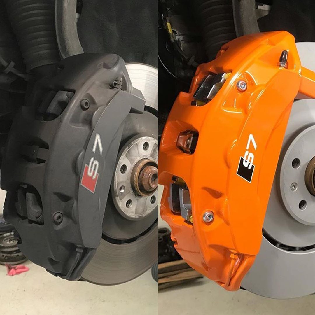 Another awesome before and after on these S7 calipers