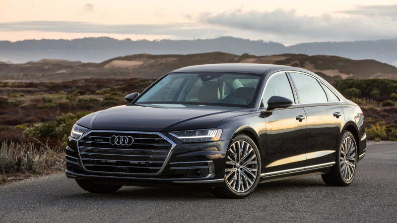 2019 Audi A8 L With Level 3 Autonomy Driving Review Audi A8 Audi Luxury Car Brands