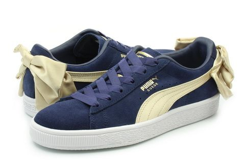 Puma Shoes Suede Bow Bsqt Wns | PUMA Shoes | Shoes, Puma
