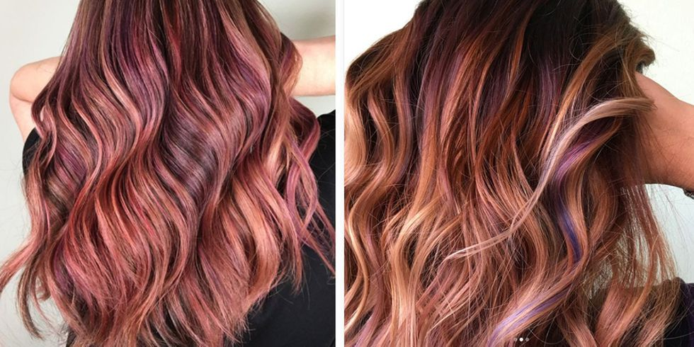 Fruit Juice Hair Is Spring S Newest Hair Color Trend You Ll