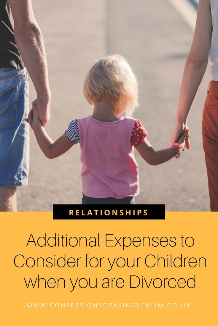 Additional Expenses to Consider for your Children