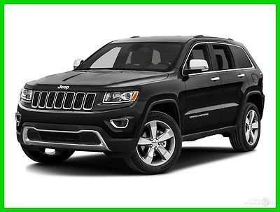 ebay jeep grand cherokee overland 2016 overland new 3 6 l v 6 24 v rh pinterest co uk