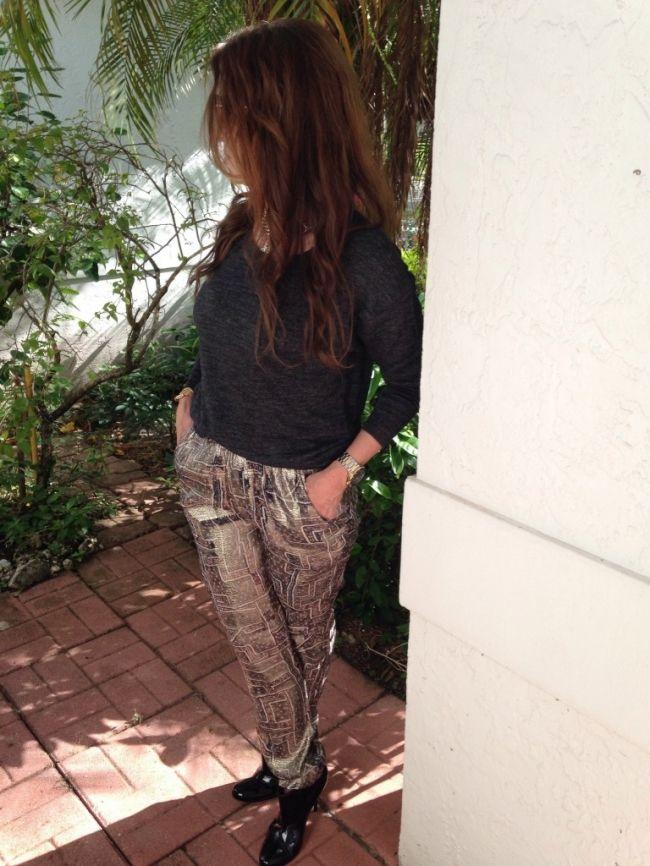 Isabel Marants pants.  f7c91df26b