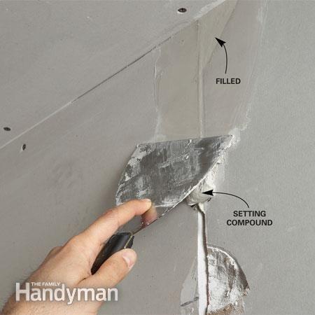 Drywall Taping Tips Tips Ideas Diy Pinterest Drywall