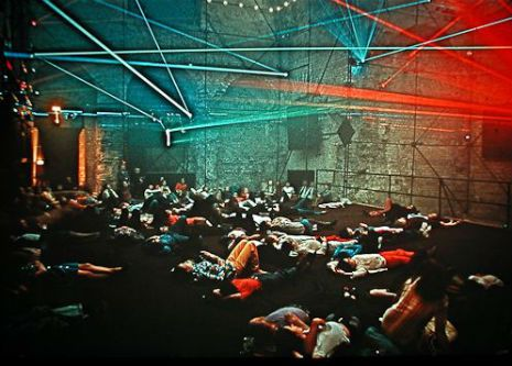 Dangerous Minds Poème électronique Le Corbusier Edgard