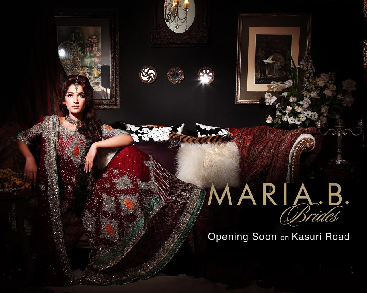 Maria.B Bridal Wear Collections