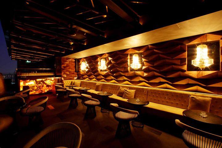 W Mexico City Revela La Nueva Imagen De Su Living Room Bar
