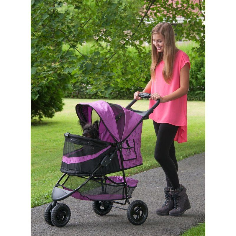 No Zip Special Edition Pet Jogger Stroller petstroller