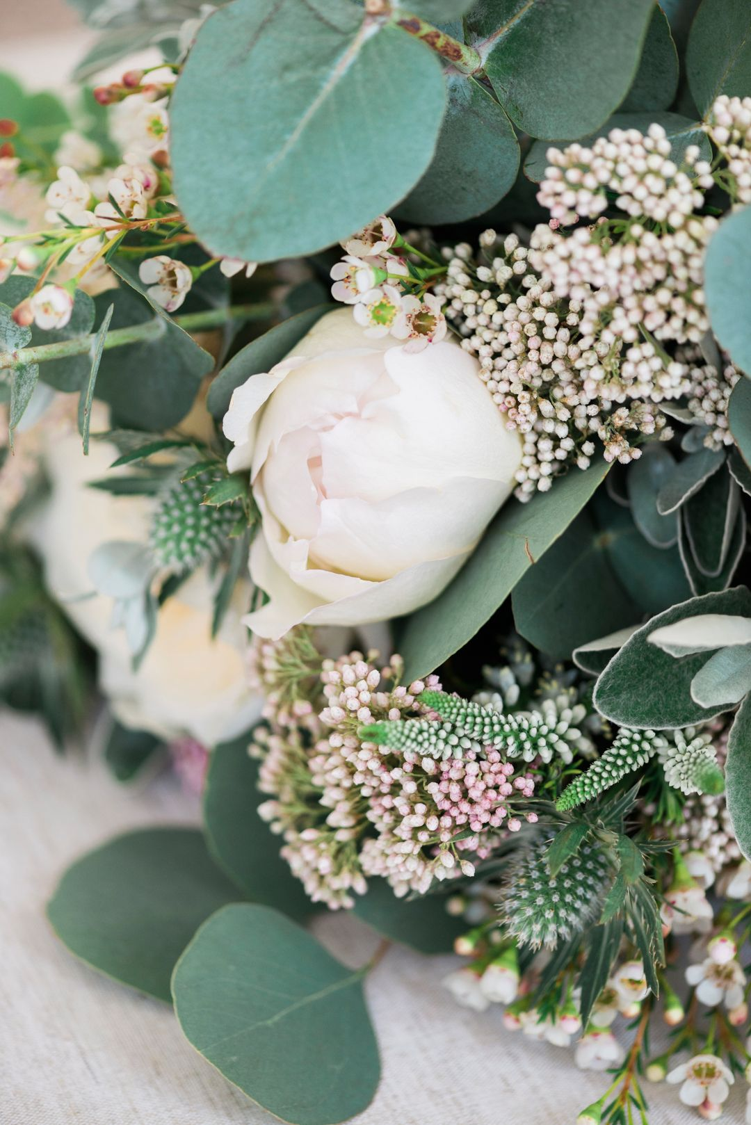 Laura And Chris Rustic Wild Pretty Wedding Flowers