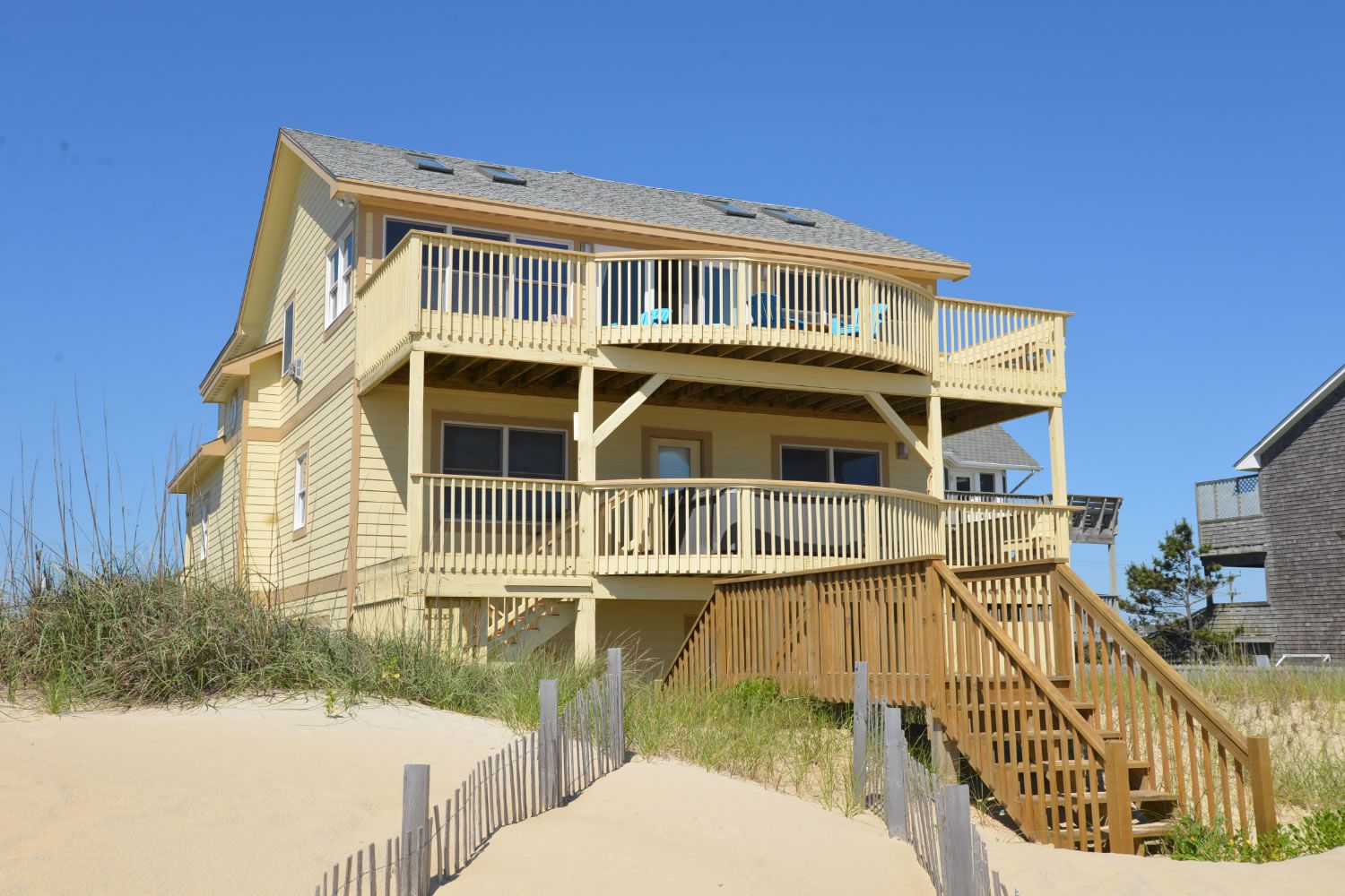 outerbanks hero vacation banks outer ocracoke rentals com cottages