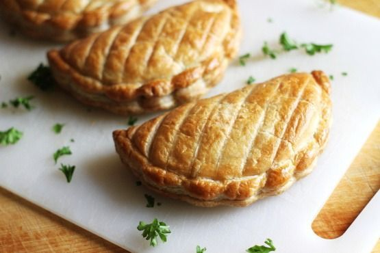 Delicious and authentic meat-filled Argentinean Empanadas.