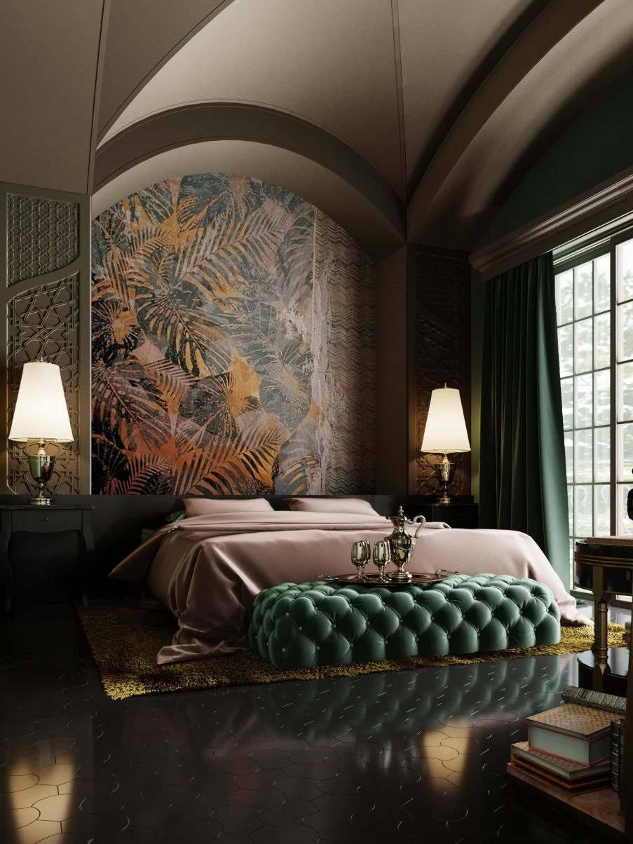 amazing mood setting bedroom in 2019 bedroom interior design rh pinterest com