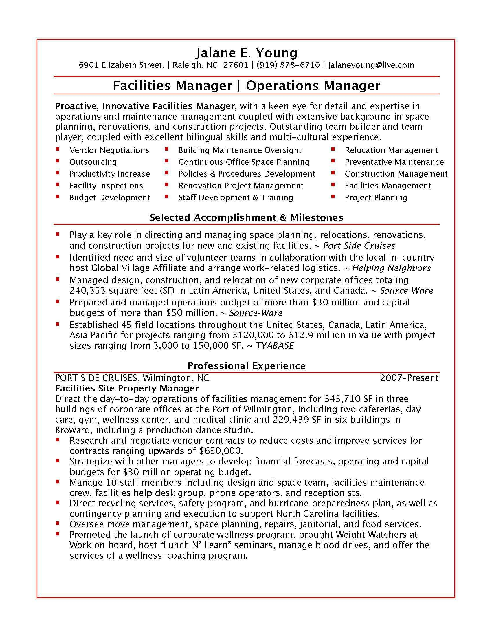 Resume Sample Forklift Operator Example Examples Cover Letter