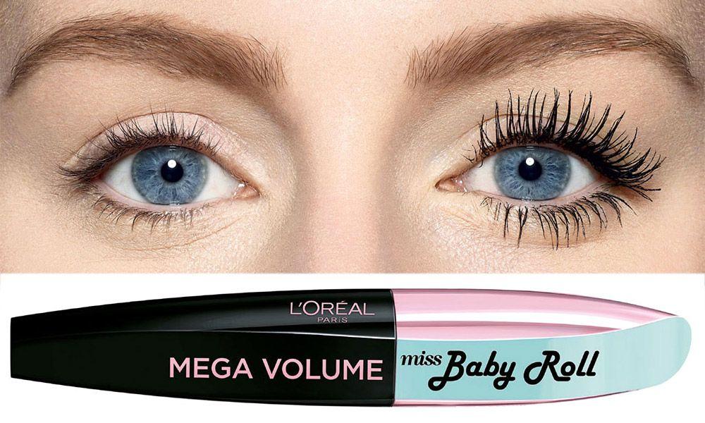 dc44187ecbb Ecco il nuovo mascara Miss Baby Roll L'Orèal Paris, che volumizza e incurva  le ciglia all'estremo: foto, caratteristiche, prezzo e reperibilità.