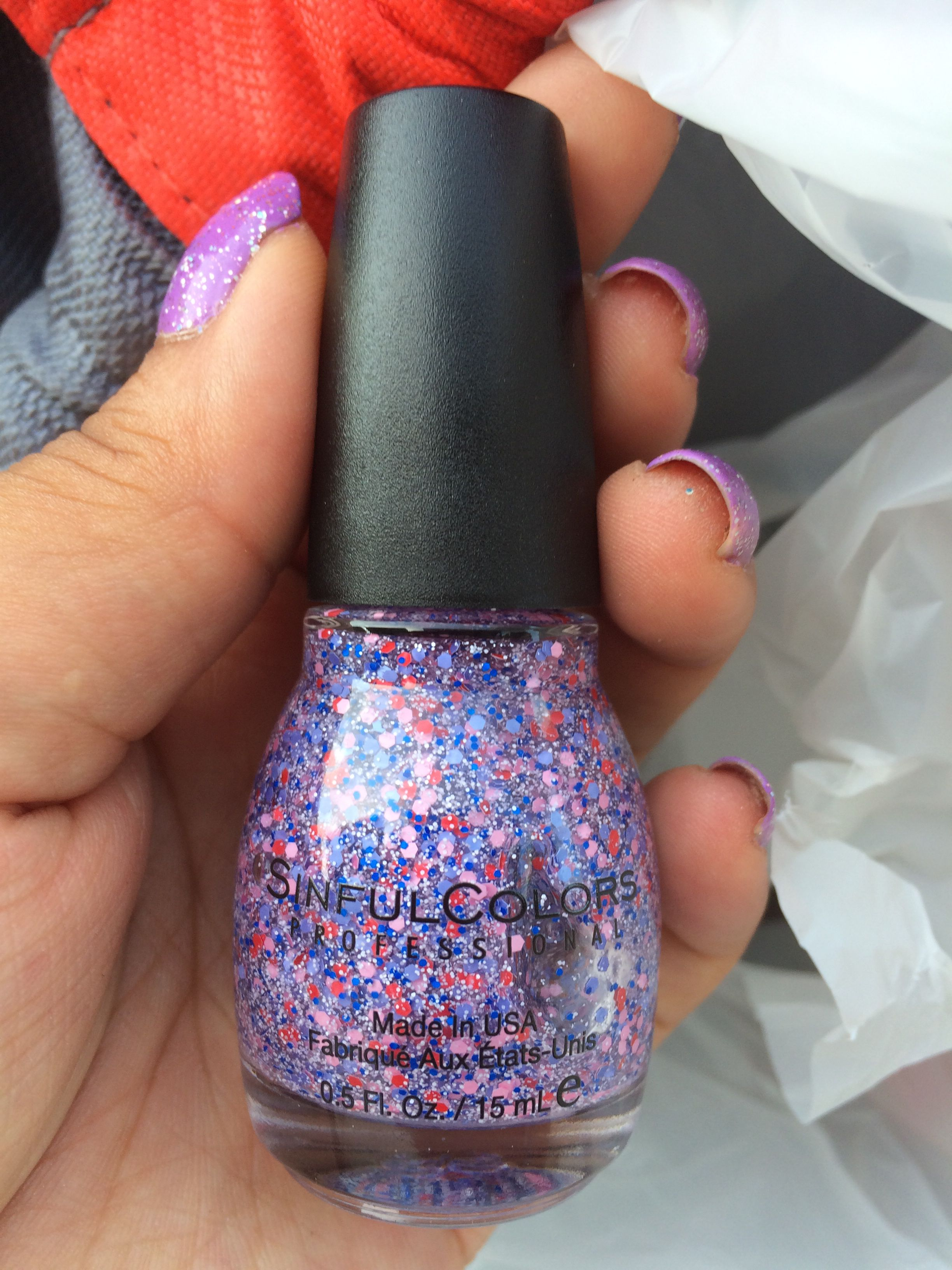 Sinful Colors- Mamasita nail polish - brand new | For Sale or Swap ...