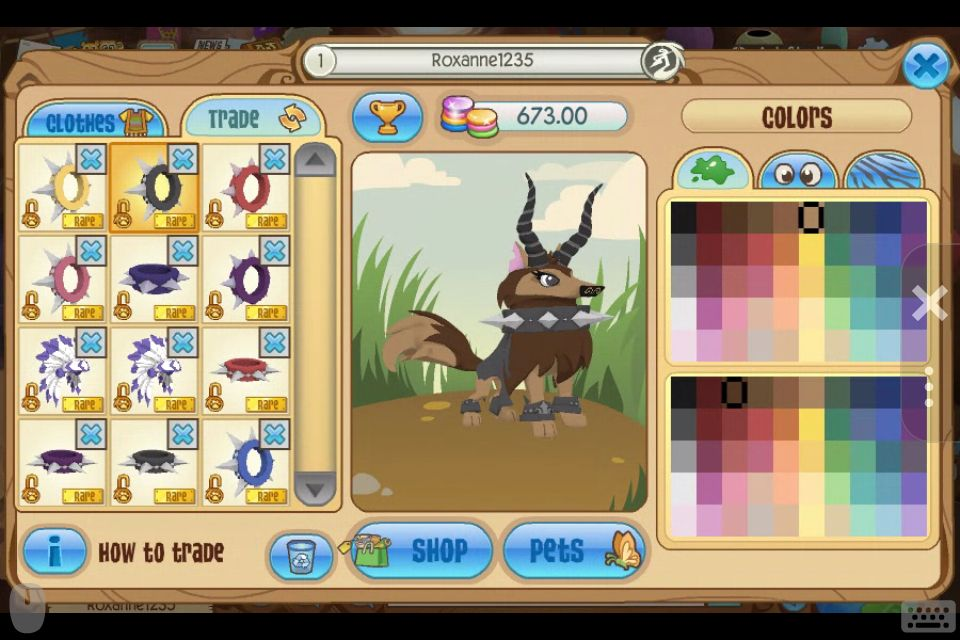 My Animal Jam Trade List Any Offers Animal Jam Animal Jam