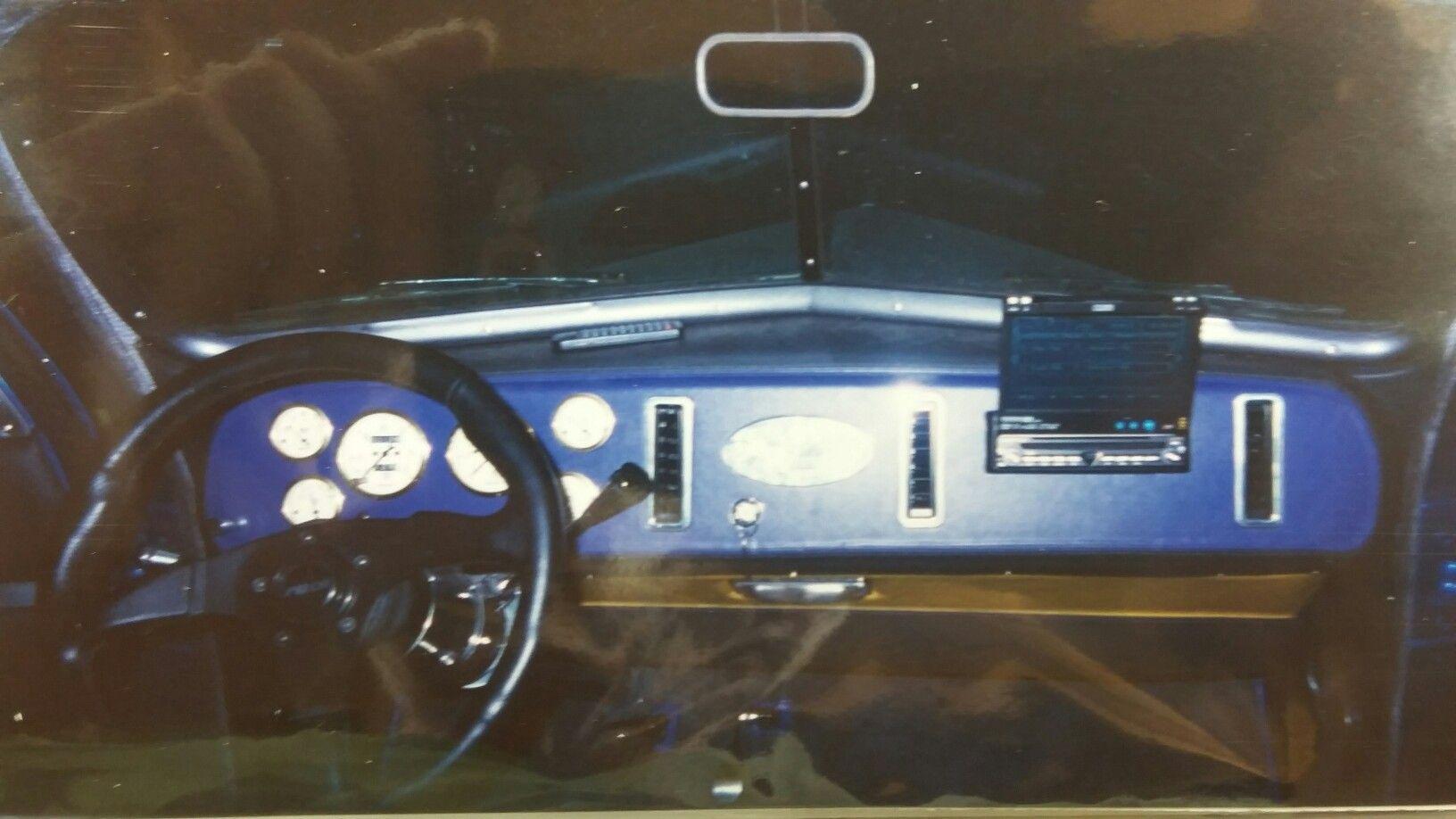 custom dash 40 plymouth auto upholstery trim by rick pinterest rh pinterest com