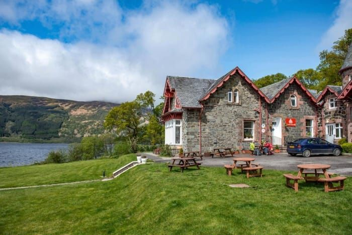 15 insane places you can stay in scotland for less than 30 a night rh pinterest com