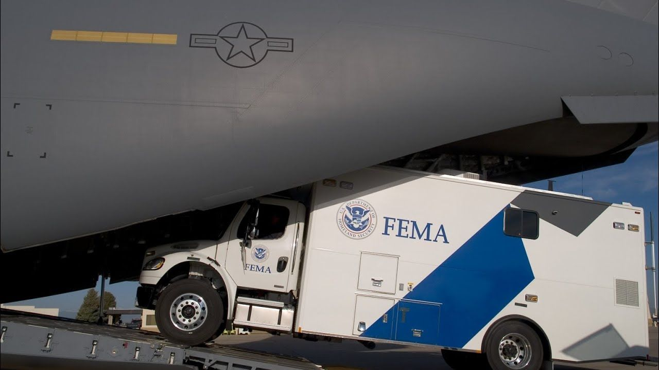 FEMA Is In Hawaii Setting Up Camp As The Evil Plan Nears Global ...