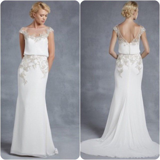 Harlem by Enzoani Blue Collection - Wedding dress for sale For Sale ...