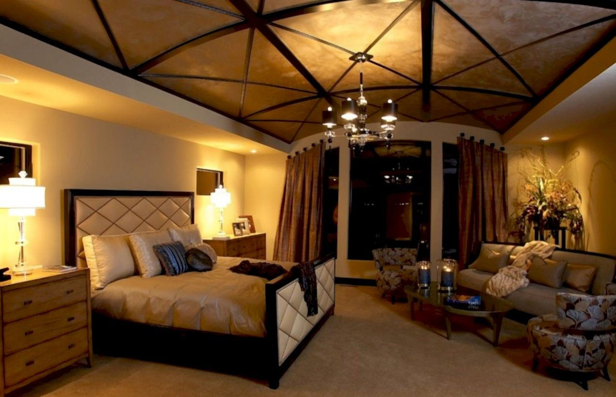 37 Romantic Bedroom Lighting Ideas You Will
