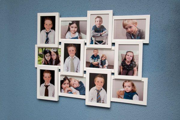 Make your own collage frame set | MISC crafts | Pinterest | Craft ...