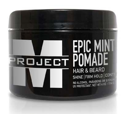 5. Preferred Essentials Mint Pomade