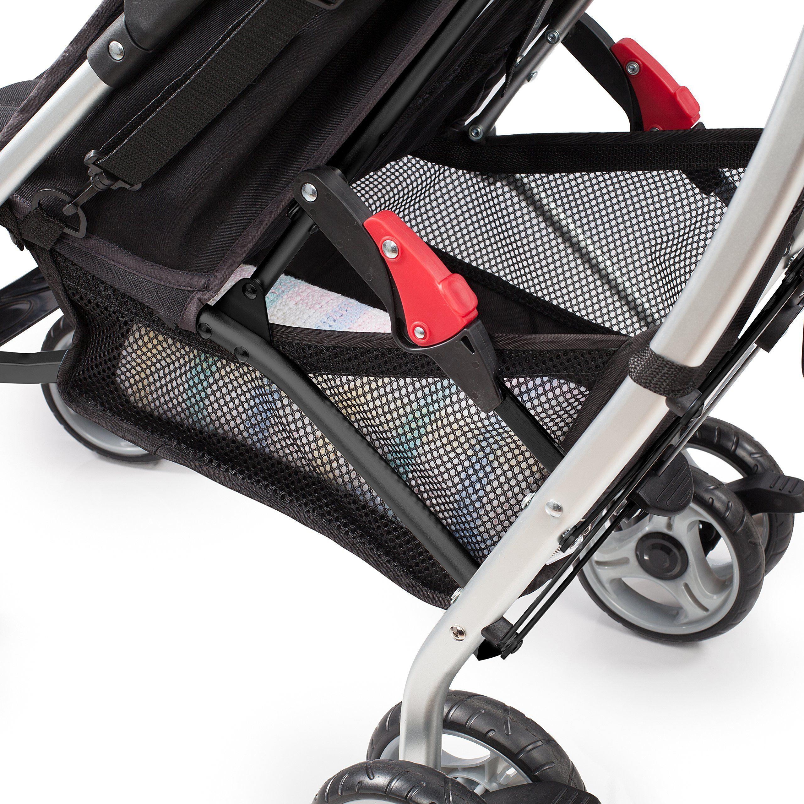 Summer Infant 3D Lite Convenience Stroller Black ** You
