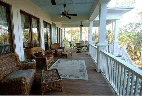 Plan RC Southern Home with Wrap Around Porches