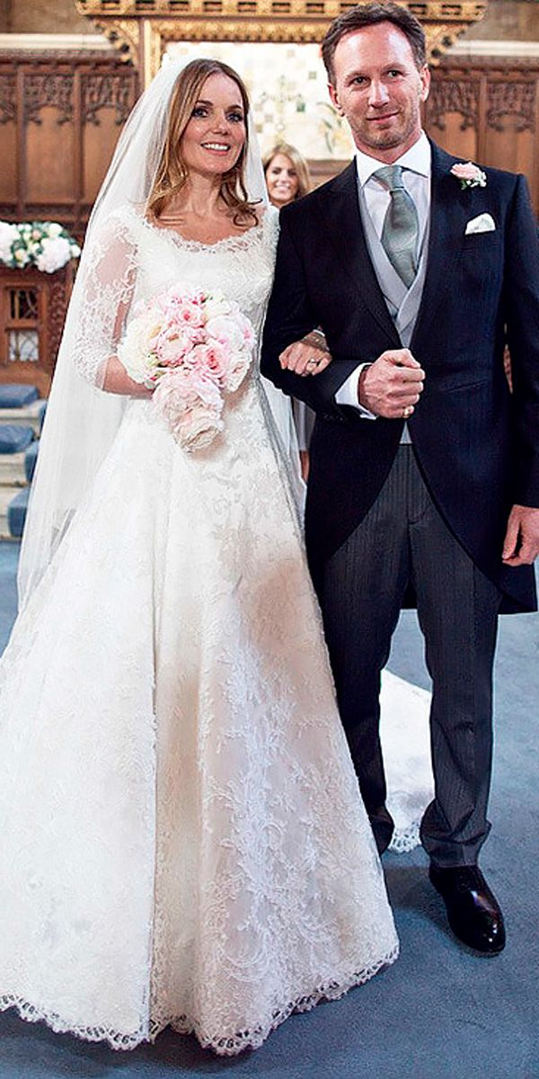15 The Best Celebrity Wedding Dresses Of All Time | Wedding dress ...