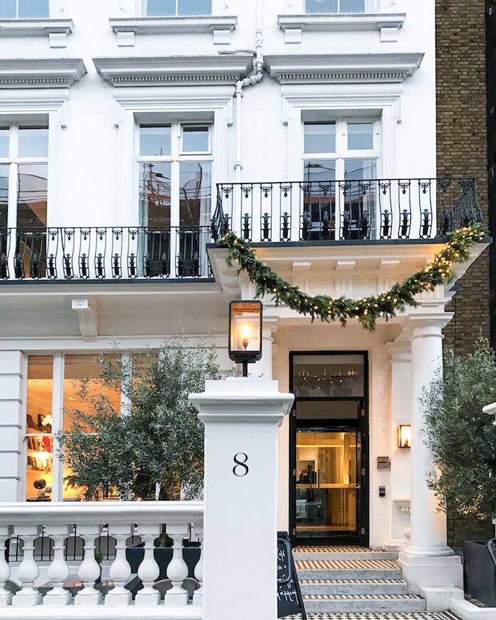 London Apartments Exterior: London & Paris Photo Diary
