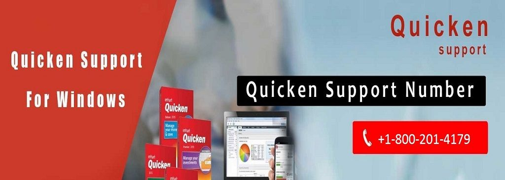 Quicken Helpline Number +18002014179 Keeps A Continuous