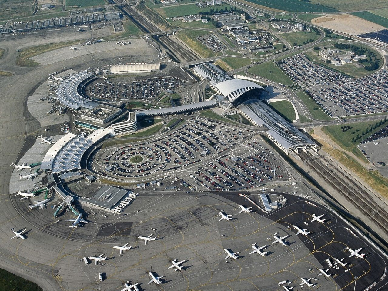 Privatisation de l'aéroport de Lyon JeanMichel Aulas