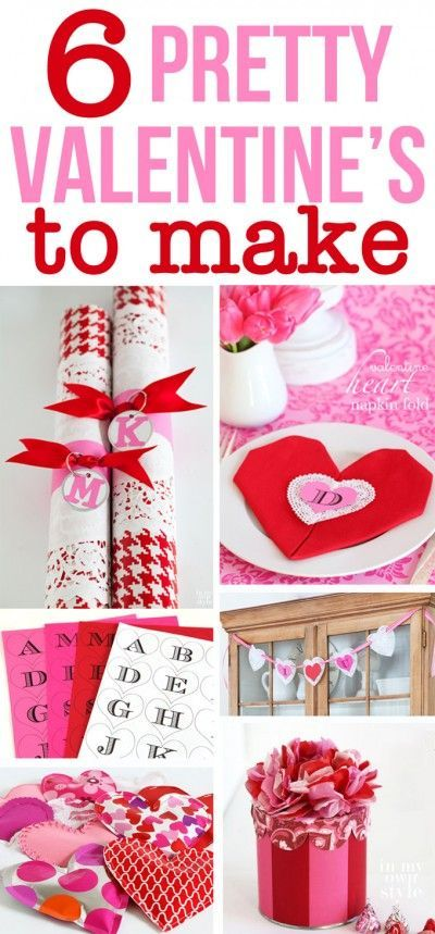 How To Make A Valentine Gift. valentine love romantic table ...