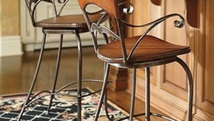 Iron Bar Stools Wrought Iron Bar Stools With Backs Homedecorin Com Iron Bar Stools Wrought Iron Bar Stools Bar Stools