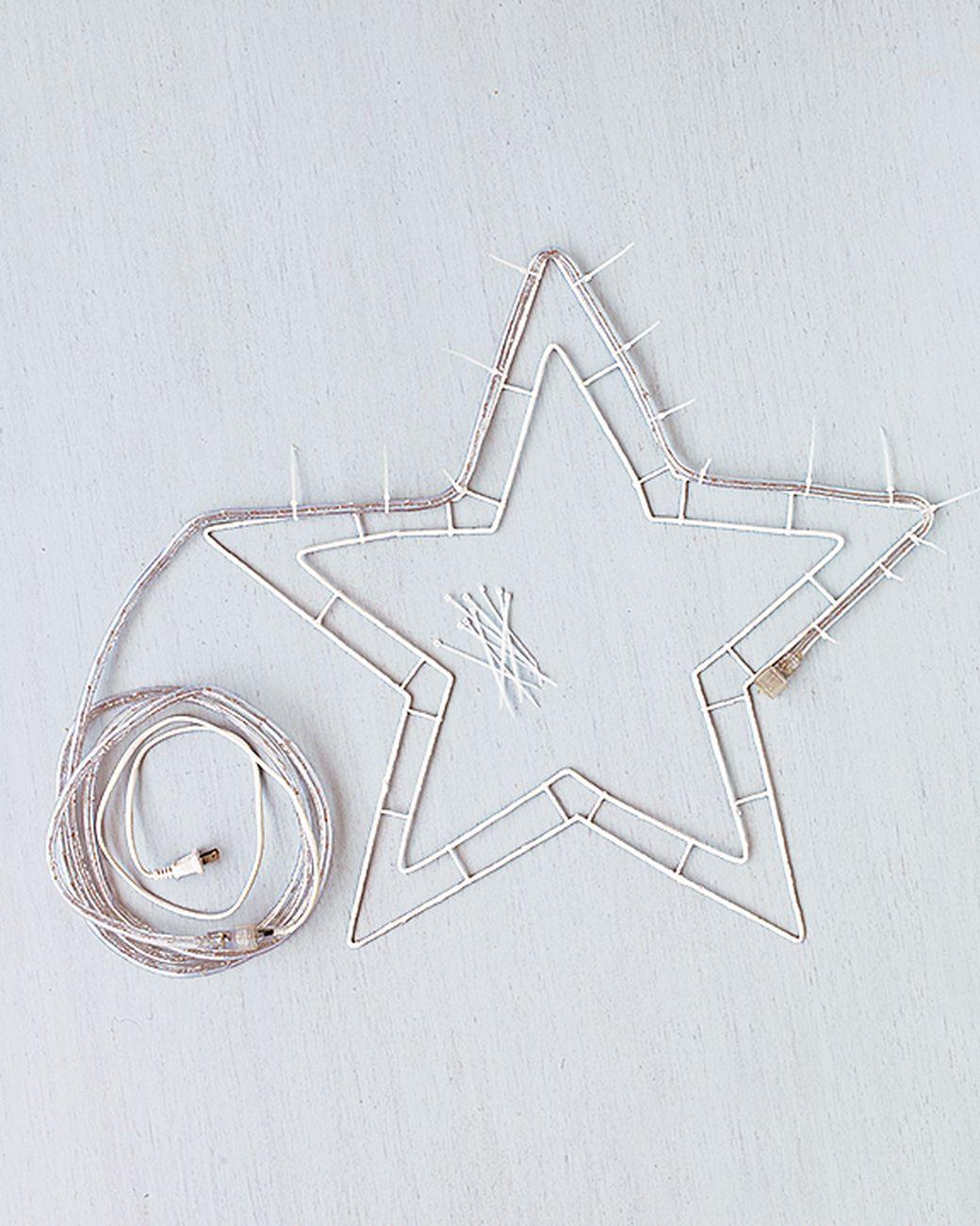 Shooting Stars Outdoor Lighting