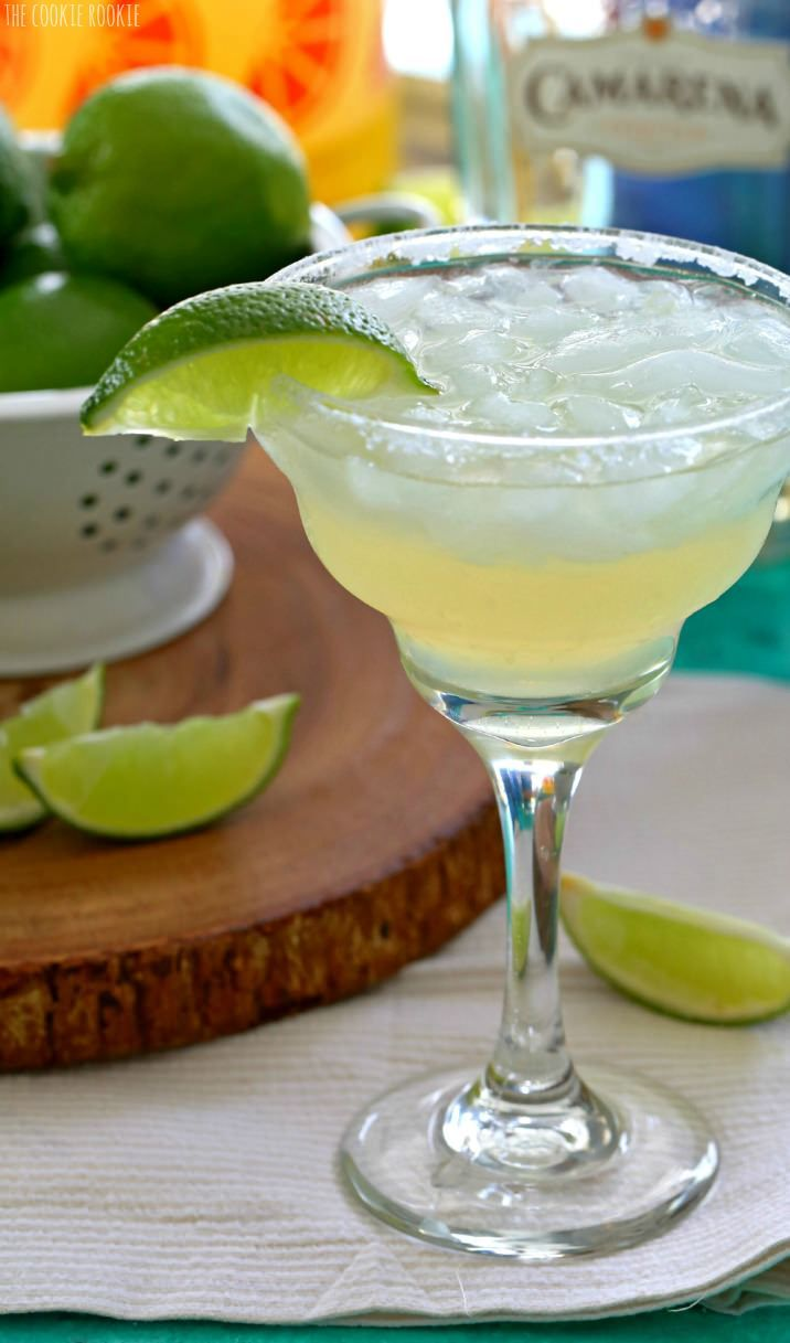Easy Beergaritas Easy Beer Margaritas Perfect For Gameday Made With Limeade Concentrate Beer And Of Cour Easy Margarita Recipe Easy Sangria Recipes Recipes