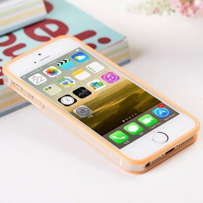$19.43 (Buy here: http://appdeal.ru/akih ) Fabitoo Frame Style TPU Bumper Case for iPhone 5 5S for just $19.43