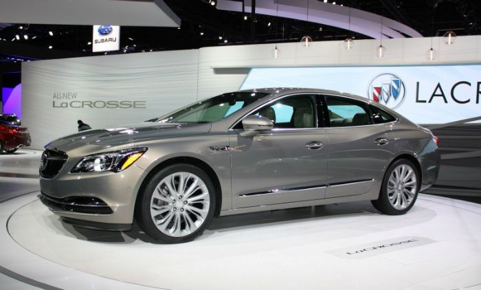 2017 Buick Lacrosse Is The Featured Model Pictures Image Added In Car Category By Author On Jun