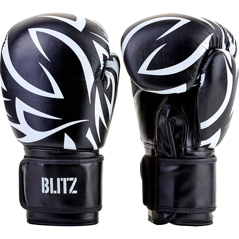 Sparring Blitz Red Muay Thai Boxing Gloves