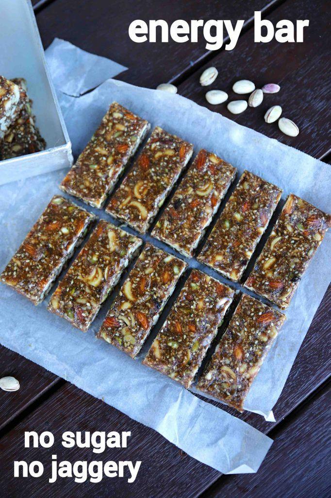 energy bar recipe   protein bar recipe   dry fruit