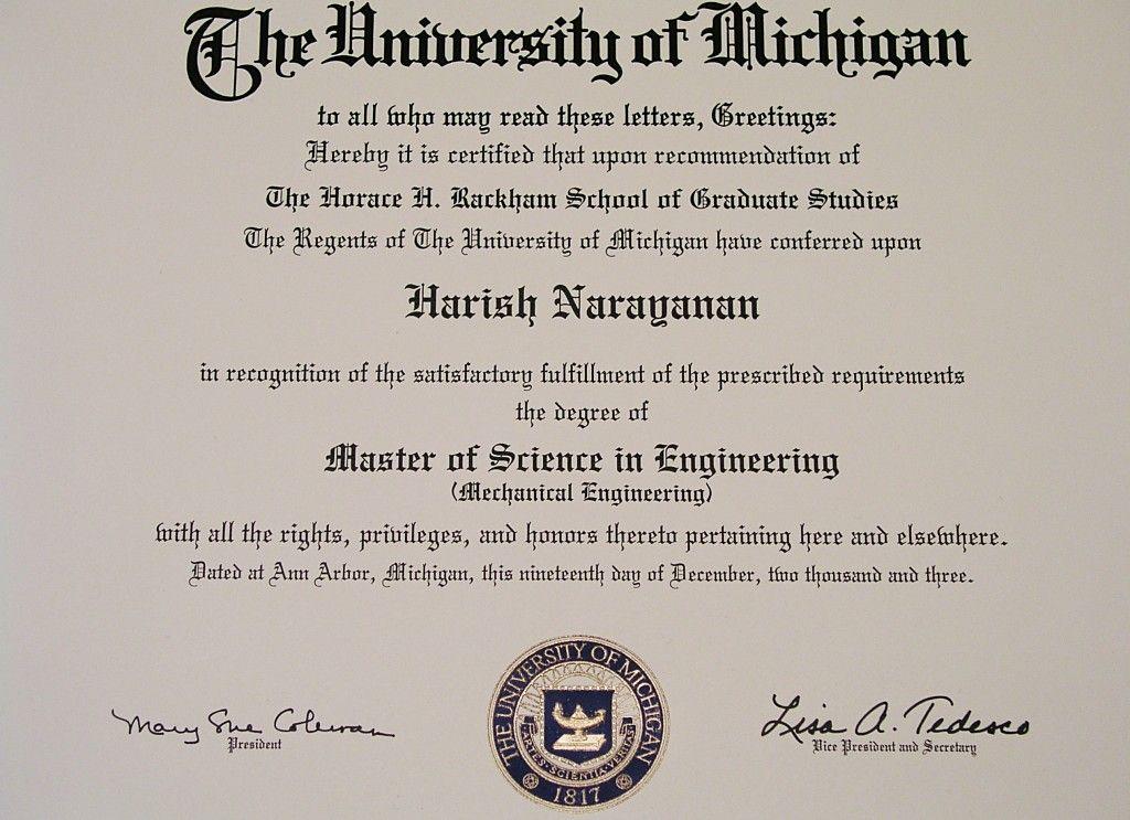 masters resume sample harvard