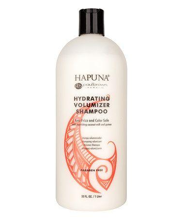 Loving this Paul Brown Hydrating Volumizing Protien-Rich Shampoo on #zulily! #zulilyfinds